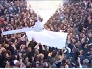 Шейха Бути похоронили возле могилы выдающегося  полководца