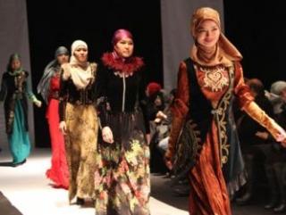 Дизайнеры порадовали мусульманских модниц в Киргизии