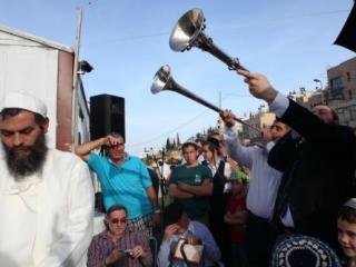 Еврейские радикалы отмечают Песах жертвоприношением в Аль-Аксе