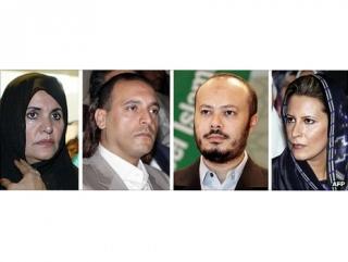 Власти Омана предоставили убежище семье Каддафи