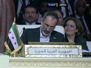 Лидер сирийской оппозиции потребовал место в ООН
