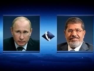 Путин и Мурси встретятся на нейтральной территории