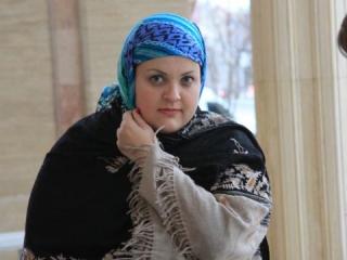Надя Беркенгейм: Хиджаб придает женщине особый статус