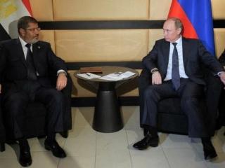 Мурси: Я очень хочу посетить Россию