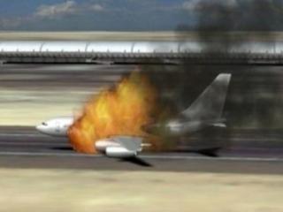 В Дамаске взорвался иранский самолет с оружием на борту