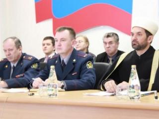 Мусульмане приняли участие в конференции ФСИН России