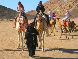Российские туристы вернулись в Египет