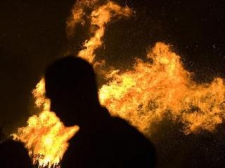 При пожаре в медресе погибло 13 человек