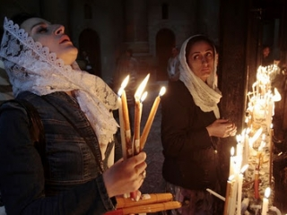 Патриарха просят помочь остановить отток христиан из Палестины