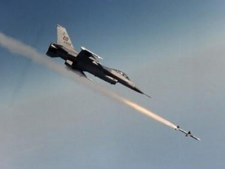 Израильские ВВС совершили налет на сектор Газа