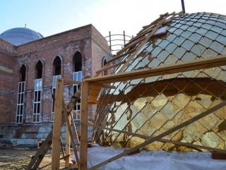 Когда на мечети заблестят золотые купола?