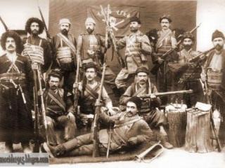 Незаконные вооруженные формирования армян