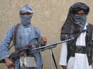 Члены движения «Талибан»