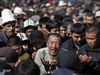 В России хотят подсчитать находящихся на территории страны граждан Киргизии