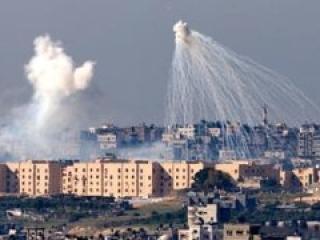 В результате применения Израилем снарядов с белым фосфором сотни жителей сектора Газа получили тяжелейшие ожоги