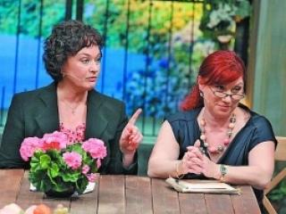 Сябитова и Гузеева обсудили проблемы татарских женщин