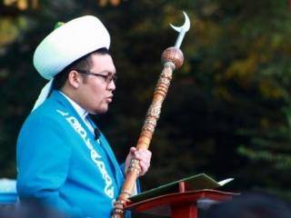 Рахматулло Эгембердиев стал муфтием Кыргызстана в 2012 году