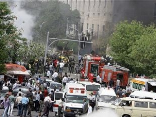 Жертвами теракта стали как минимум 10 человек