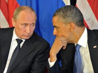 Президенты России и США