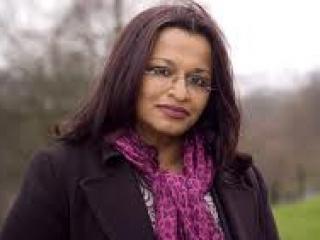 Мона Сиддики -- профессор исламоведения  Эдинбургского университета.