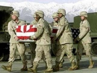 Очередной гроб из Афганистана