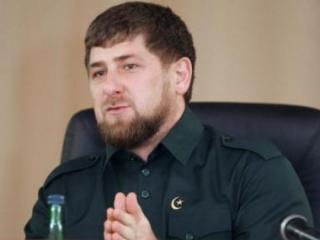 Глава Чечни