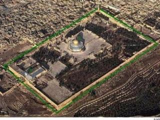 Комплекс священной мечети аль-Акса