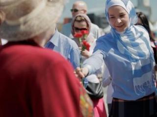 Ветеран мусульманкам: Вы — подруги моей юности!