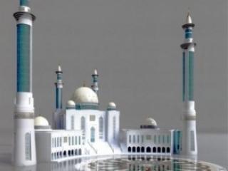 Мечеть в Душанбе (проект)