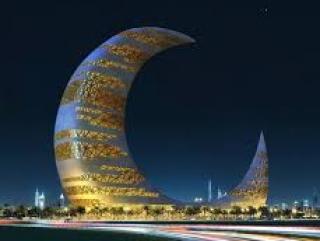 Дубаи-один из ведущих экономических центров исламского мира
