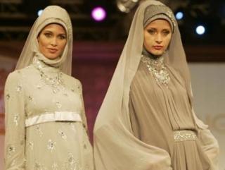 Мусульманский стиль в одежде - это соединение скромности, женственности изысканности