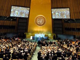 В среду в Генассамблее ООН состоится голосование по проекту резолюции в отношении Сирии