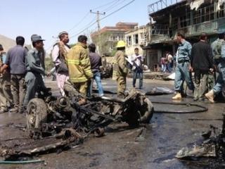 В результате теракта погибли не менее шести человек
