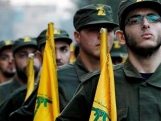 Бойцы «Хезболлы»