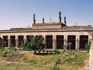 Шамахинская Джума мечеть - одна из самых древних на Ближнем Востоке