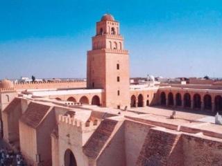 Мечеть Укбы ибн Нафиа в Кайруване