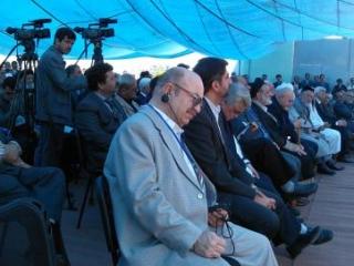 Михаил Попенко на  конференции исламской партии. 27.04.2013 г. в Душанбе