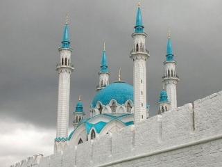 Мечеть Кул Шариф - символ Казани