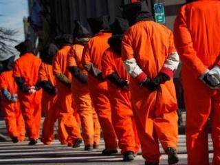 Акция в поддержку узников Гуантанамо