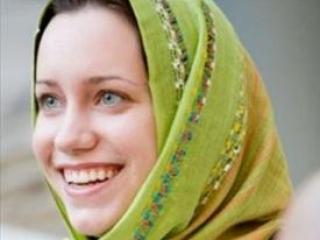 Британская мусульманка