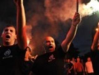 На фоне кризиса и нищеты в Греции расцветает нацизм