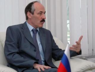 Врио президента Дагестана Рамазан Абдулатипов