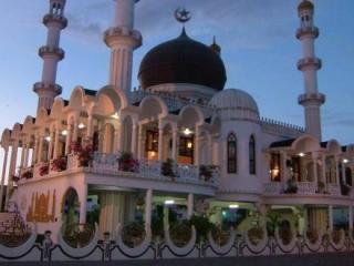 Мечеть в столице Суринама- Парамарибо