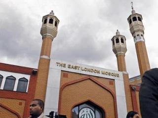 Восточный Лондон. Мечеть