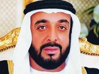 Шейх Халифа бин Зайед ан-Нахьян -президент ОАЭ