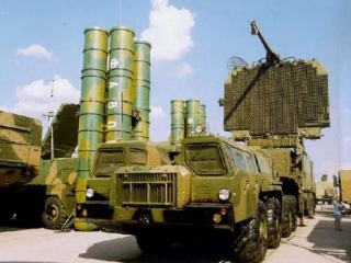 Российские комплексы С-300 защитят Сирию от воздушных ударов