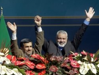 Лидеры Ирана и ХАМАС