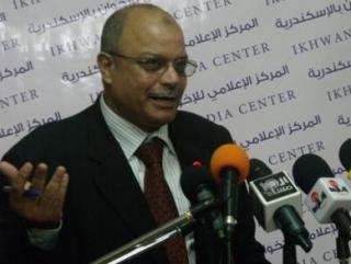 Хуссейн Ибрагим-лидер политического крыла движения «Братьев-мусульман»