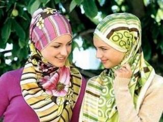 Хиджаб становится все более популярным