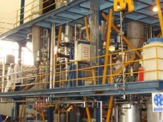 Иранская установка для производства нанотехнологической продукции